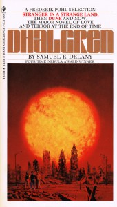 Dhalgren book cover