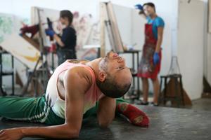 Will Rawls Mike Glier Art Class