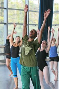 Will Rawls Dance Class