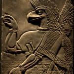 Assyrian Relief from WCMA