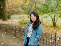 Image for Franny Choi, Bolin Fellow in English, is Lewis Center for the Arts poetry award recipient