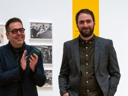 Image for Andy Warhol Foundation research grant awarded to professor and curator
